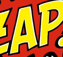 ZAP! Sticker