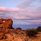 Hole Rock - Leinster, WA by Daniel Carr