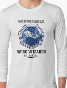 Winterhold Wizards Long Sleeve T-Shirt