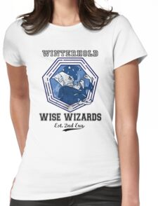 Winterhold Wizards Womens Fitted T-Shirt