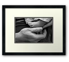 Tiny Love Framed Print