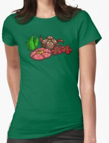 This Garden is Odd... ish Womens Fitted T-Shirt