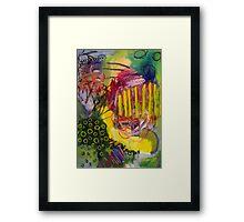 nineteen Framed Print
