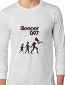 Sleeper (hypno) Pokemon Shirt Long Sleeve T-Shirt