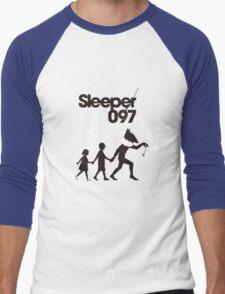 Sleeper (hypno) Pokemon Shirt Men's Baseball ¾ T-Shirt