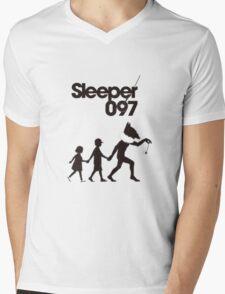 Sleeper (hypno) Pokemon Shirt Mens V-Neck T-Shirt