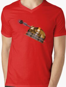 Born to Exterminate! Mens V-Neck T-Shirt