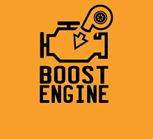 Boost engine check engine light Unisex T-Shirt