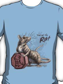 Chinese Zodiac - Year of the Rat T-Shirt