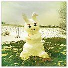 Snowbunny by Naddl