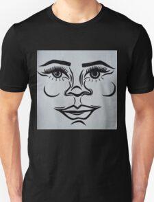 Clean, modern portrait T-Shirt