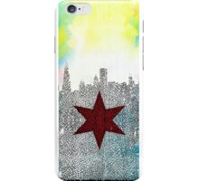 Chicago Star iPhone Case/Skin
