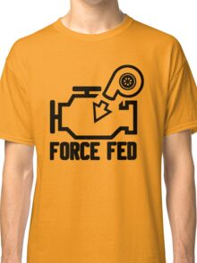 Force fed check engine light Classic T-Shirt