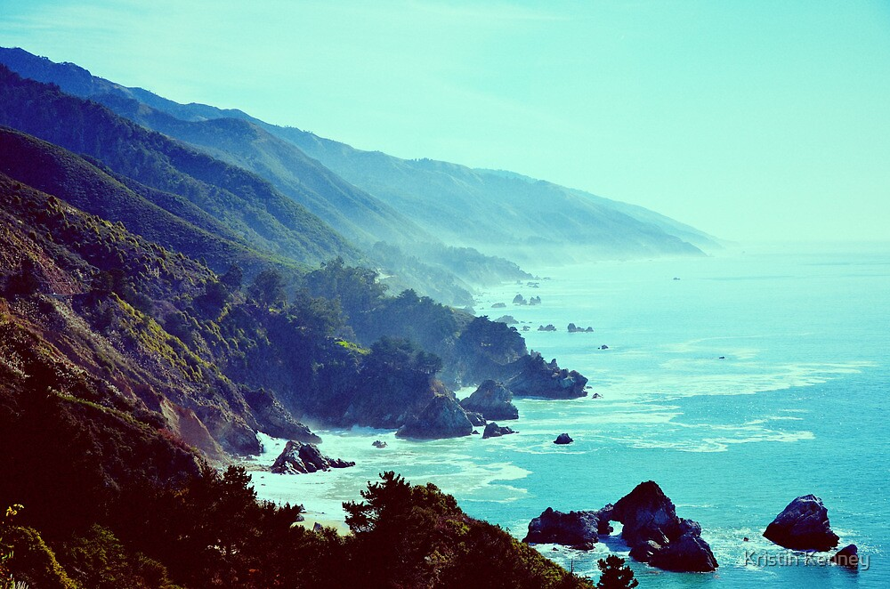 Big Sur by Kristin Kenney