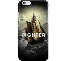 FIGHTER iPhone Case/Skin