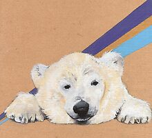 Polar Bear by NancyBenton