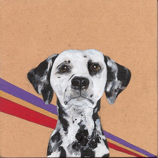 Dalmatian by NancyBenton