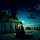 Friday - Surrealistic Steampunk Photo Manipulation by Galen Valle