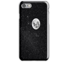 The Moon and the Stars  iPhone Case/Skin