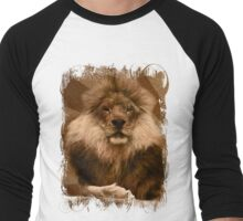 King of the Jungle Men's Baseball ¾ T-Shirt