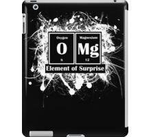 OMG - The Element of Surprise  iPad Case/Skin