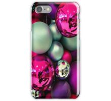Christmas Balls  iPhone Case/Skin