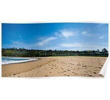 Easts Beach Huts 1792 Poster