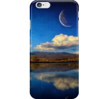 Autumn Epic Blues iPhone Case/Skin