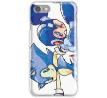 Sonic & Megaman iPhone Case/Skin