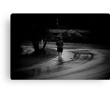 Floods  Canvas Print