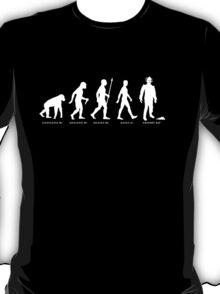 Evolution of Mondas Cybermen T-Shirt