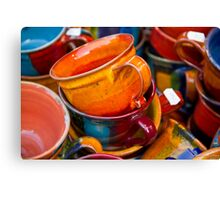 Cups&Cups Canvas Print