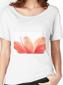 Amaryllis sorbet Women's Relaxed Fit T-Shirt