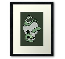 Go! Deatheaters!  Framed Print