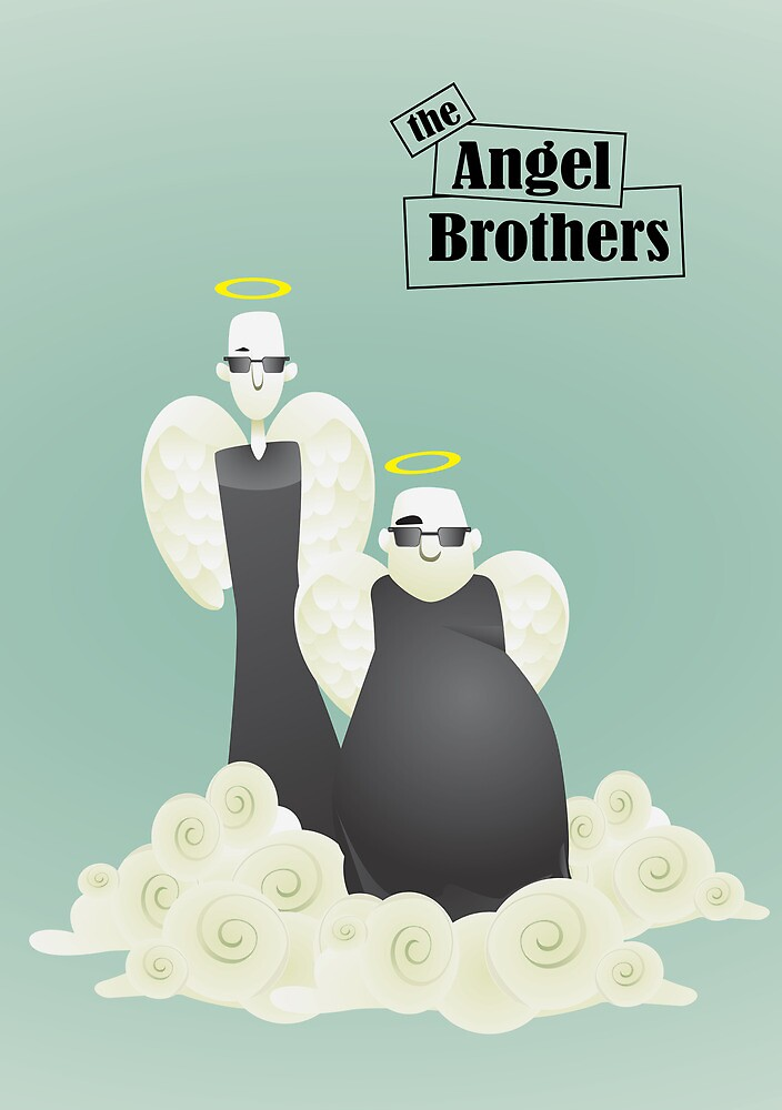 the Angel Brothers by gbr1