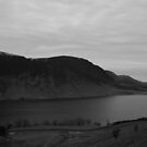 Crummock Water, Lake District National Park. by Lou Wilson