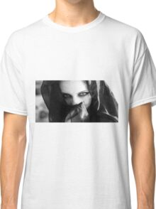 Portrait of a young woman Classic T-Shirt