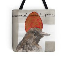 Red Red Egg Tote Bag