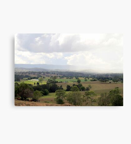Natures Patchwork Canvas Print