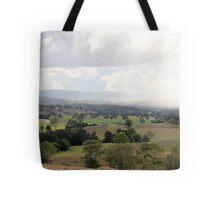 Natures Patchwork Tote Bag