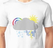 All in one weather Unisex T-Shirt