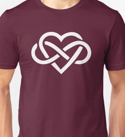 Love is Infinite Unisex T-Shirt