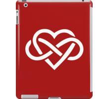 Love is Infinite iPad Case/Skin