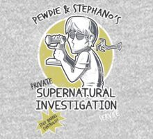 Pewdie & Stephano's Investigation Service | Unisex T-Shirt
