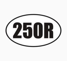 250R - Oval Identity Sign by Ovals