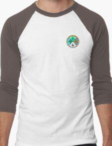 Trees and Seasons [Small] Men's Baseball ¾ T-Shirt