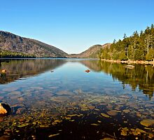 Jordan Pond, Acadia National Park, ME by Dan Hatch