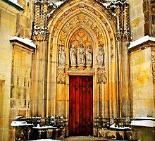 St. Lamberti's Door by silentstead