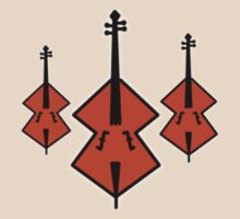 Cartoon String Trio [Small] by jefph