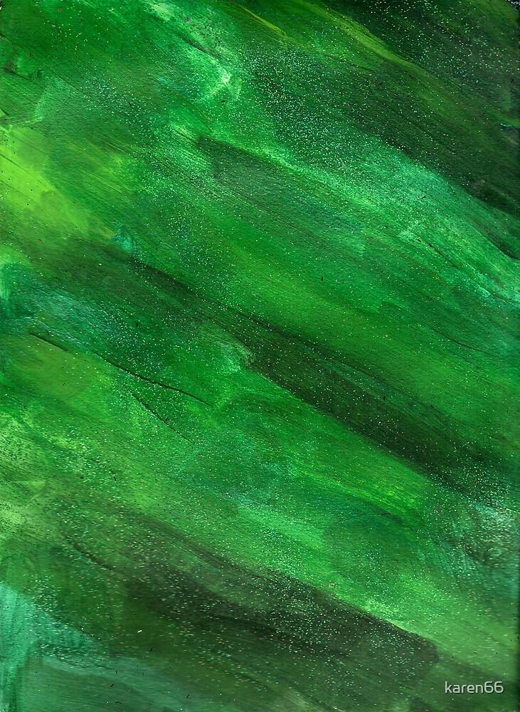 GREEN BEAUTY by karen66